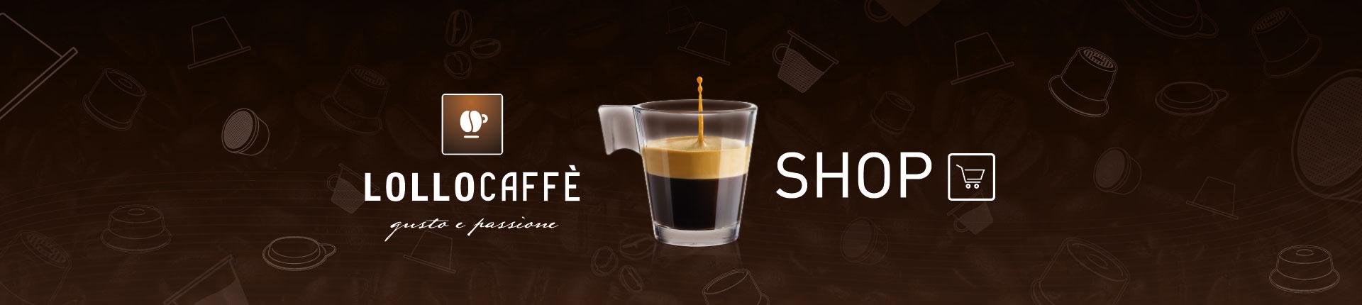Lollo Caffe Gusto e Passione